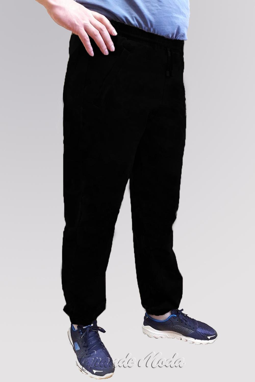 Спортивные брюки мужские 204 ч купить по выгодной цене в интернет магазине Grandemoda.ru