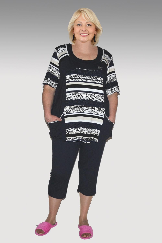 Домашняя Женская Одежда Большого Размера С Доставкой