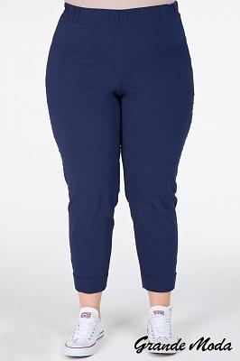 d53acf70284 Женские брюки больших размеров в интернет магазине Grandemoda